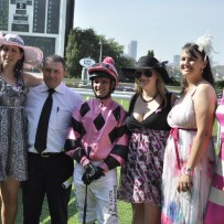 Ladies Spring Race Day